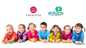 la fundación Legálitas colabora con Educo para ayudar a los niños y jóvenes