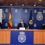 acto Di No al Odio de la fundación Legálitas y la Policía Nacional